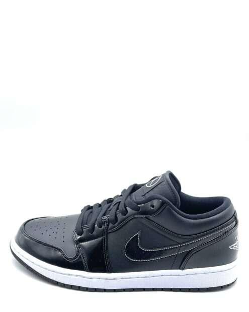 """Nike Jordan 1 """"ASW"""" med lav overdel i Sort"""